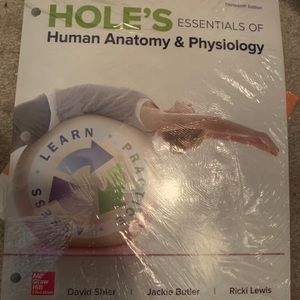 Other - Human Anatomy and physiology text book
